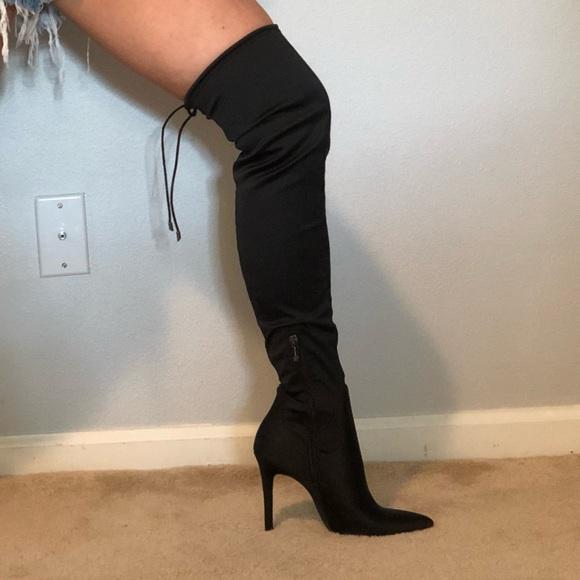 67c93379896 Jessica Simpson Shoes - NWOT Jessica Simpson Londy Over The Knee Boot